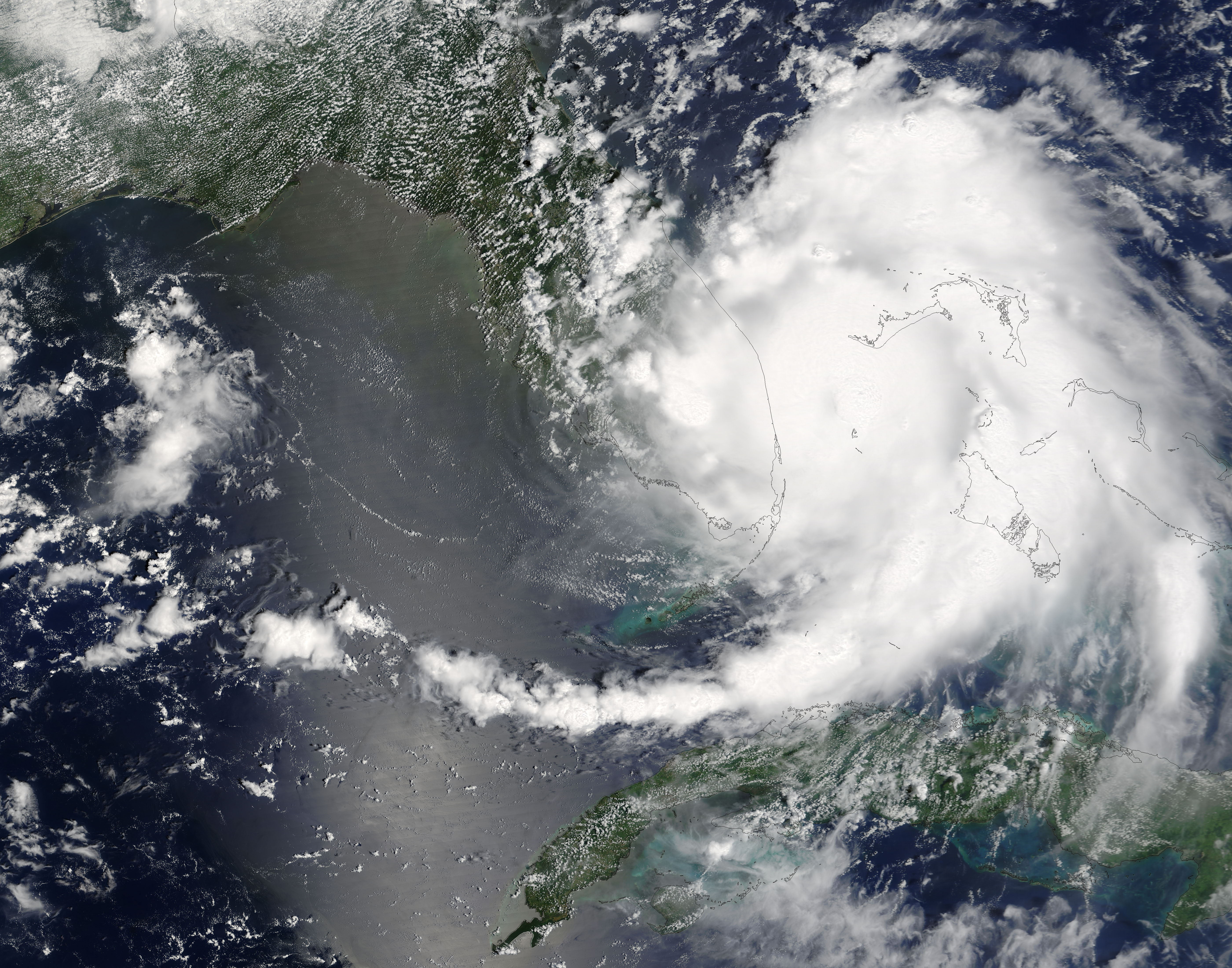 hurricane katrina nasa earth observatory - photo #13