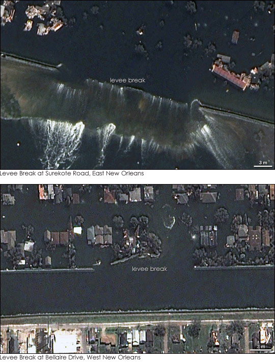 Hurricane Katrina Floods the Southeastern United States - related image preview