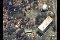 Hurricane Katrina Floods the Southeastern United States