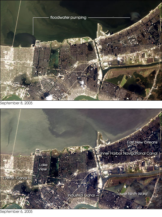hurricane katrina nasa earth observatory - photo #42