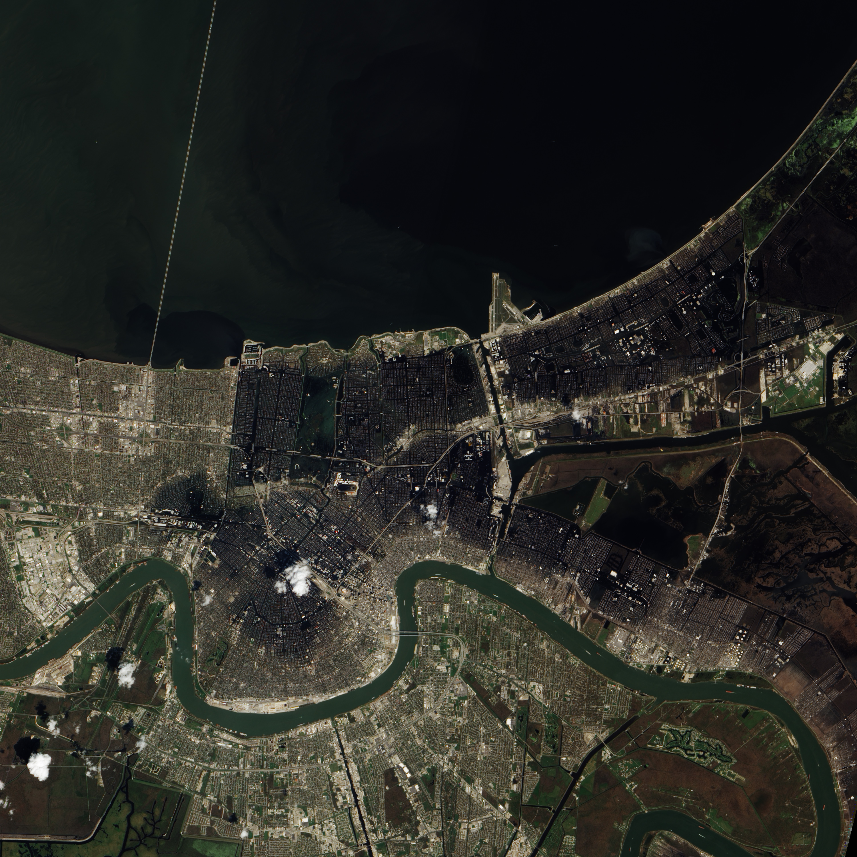 hurricane katrina nasa earth observatory - photo #28