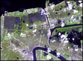 Hurricane Katrina Floods New Orleans