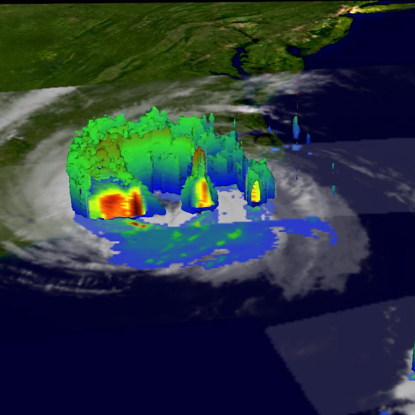 Hurricane Ophelia : Natural Hazards