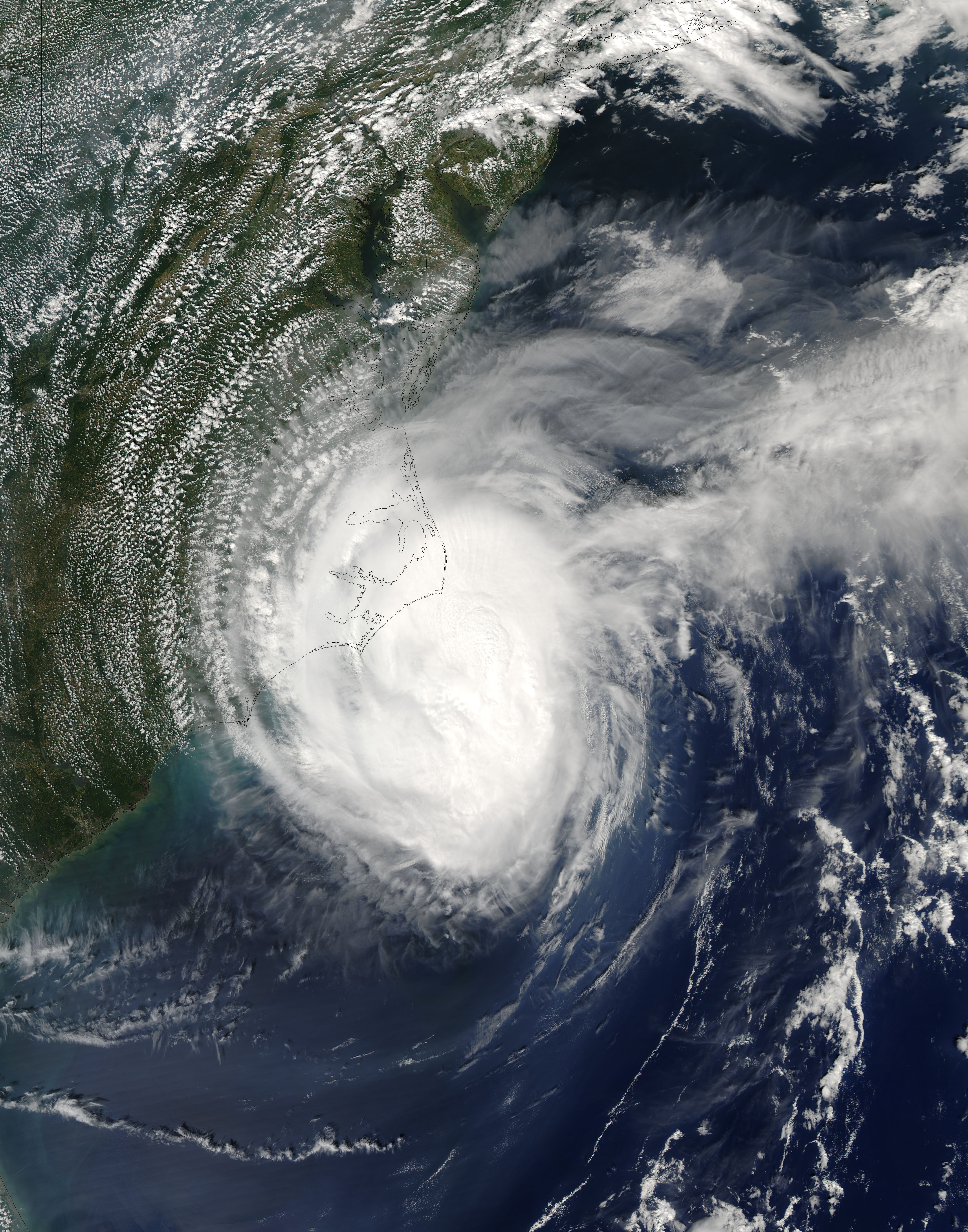 hurricane katrina nasa earth observatory - photo #5