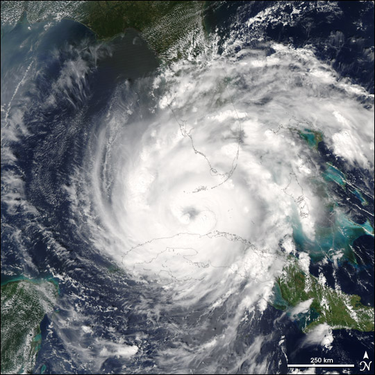 hurricane katrina nasa earth observatory - photo #14