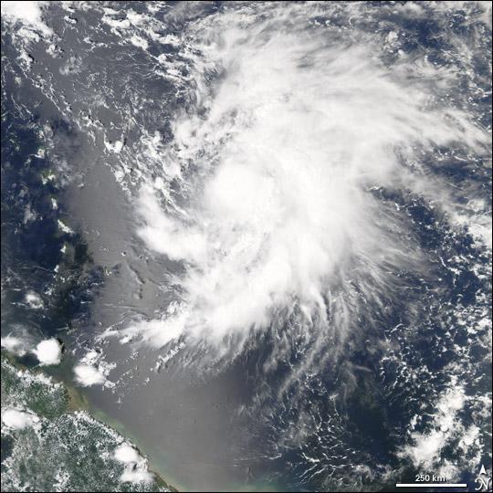 Hurricane Philippe