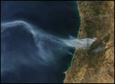 Fires Flare up in Portugal and Spain