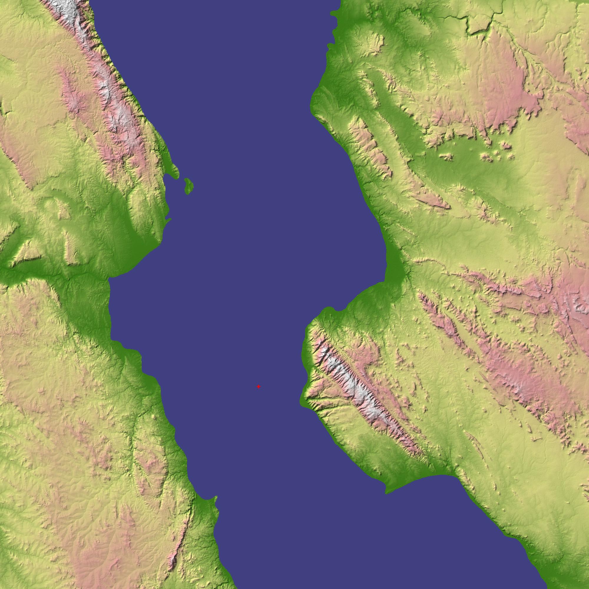 Lake Tanganyika World Map Under lake tanganyika,