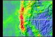 Heavy Rains in Pacific Northwest