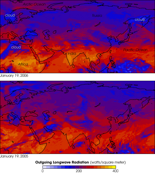 Extreme Cold in Eurasia - related image preview