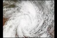 Rainstorms in Central Australia