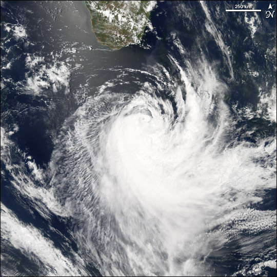 Tropical Cyclone Boloetse