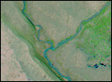 Floods in Northern Iraq