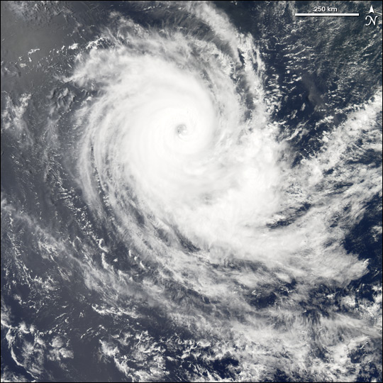 Tropical Cyclone Carina