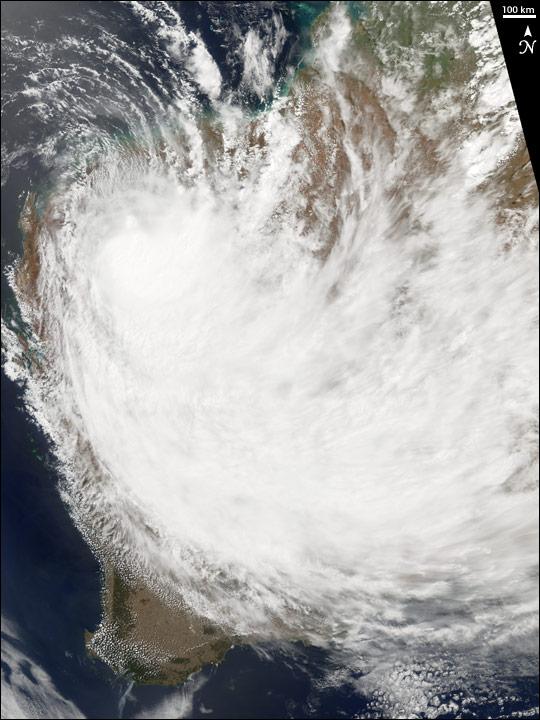 Tropical Cyclone Emma