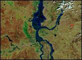 Floods in Southeastern Europe
