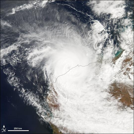 Tropical Cyclone Glenda