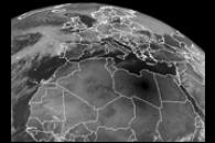 Total Solar Eclipse over Africa and the Mediterranean