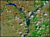 Floods in Central Europe