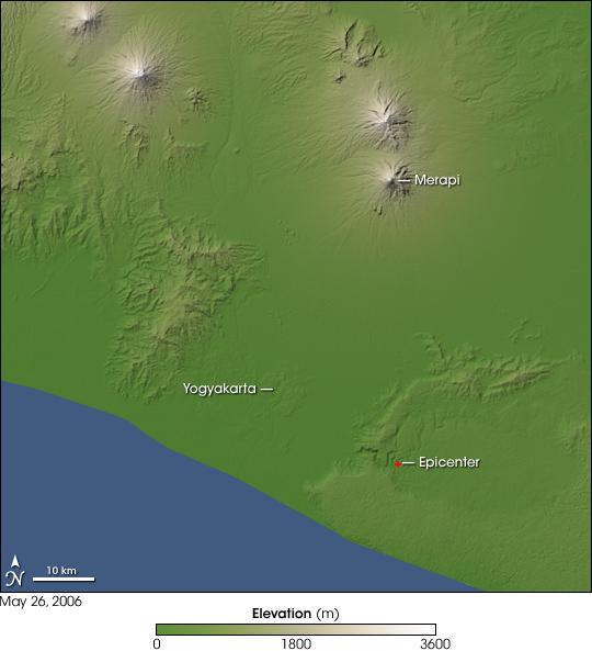 Magnitude 6.3 quake in central Java