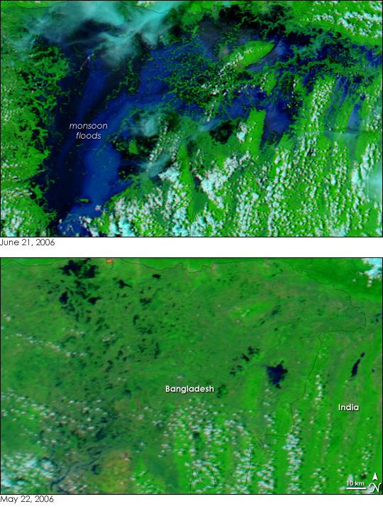Floods in Bangladesh
