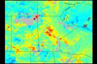 Carbon Monoxide from Canadian Fires