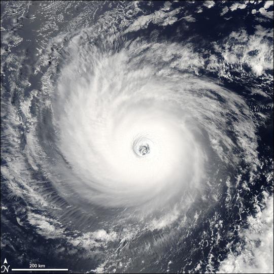 Hurricane Daniel