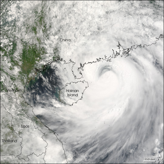 Typhoon Prapiroon