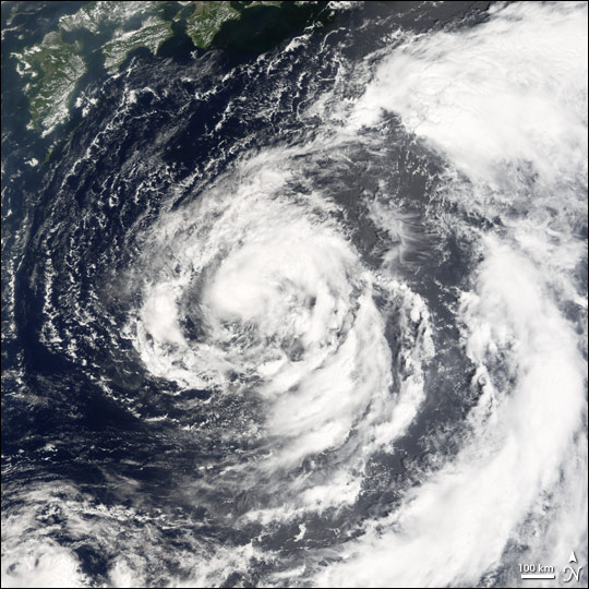 Tropical Storm Wukong