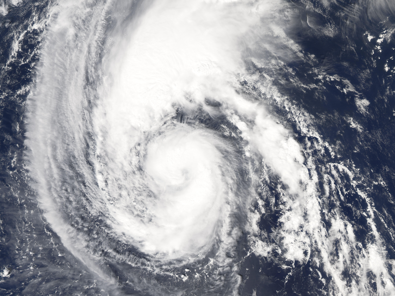 Hurricane Florence : Natural Hazards