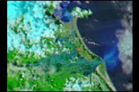 Typhoon Xangsane Floods Vietnam