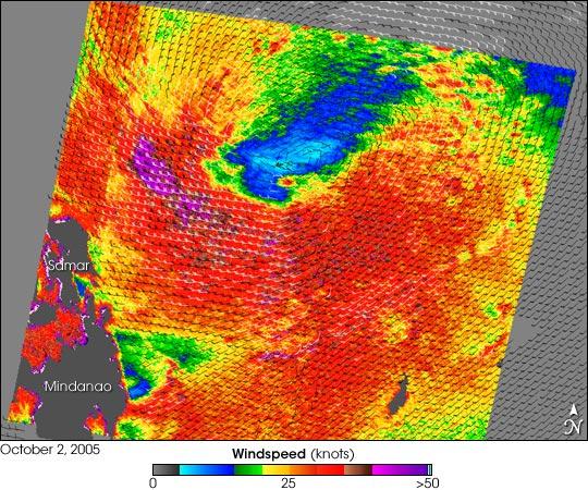 Tropical Storm Bebinca