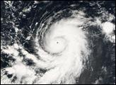 Hurricane Sergio