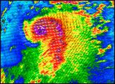 Hurricane Sergio - selected image