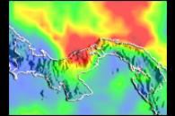Heavy Rain Floods Panama