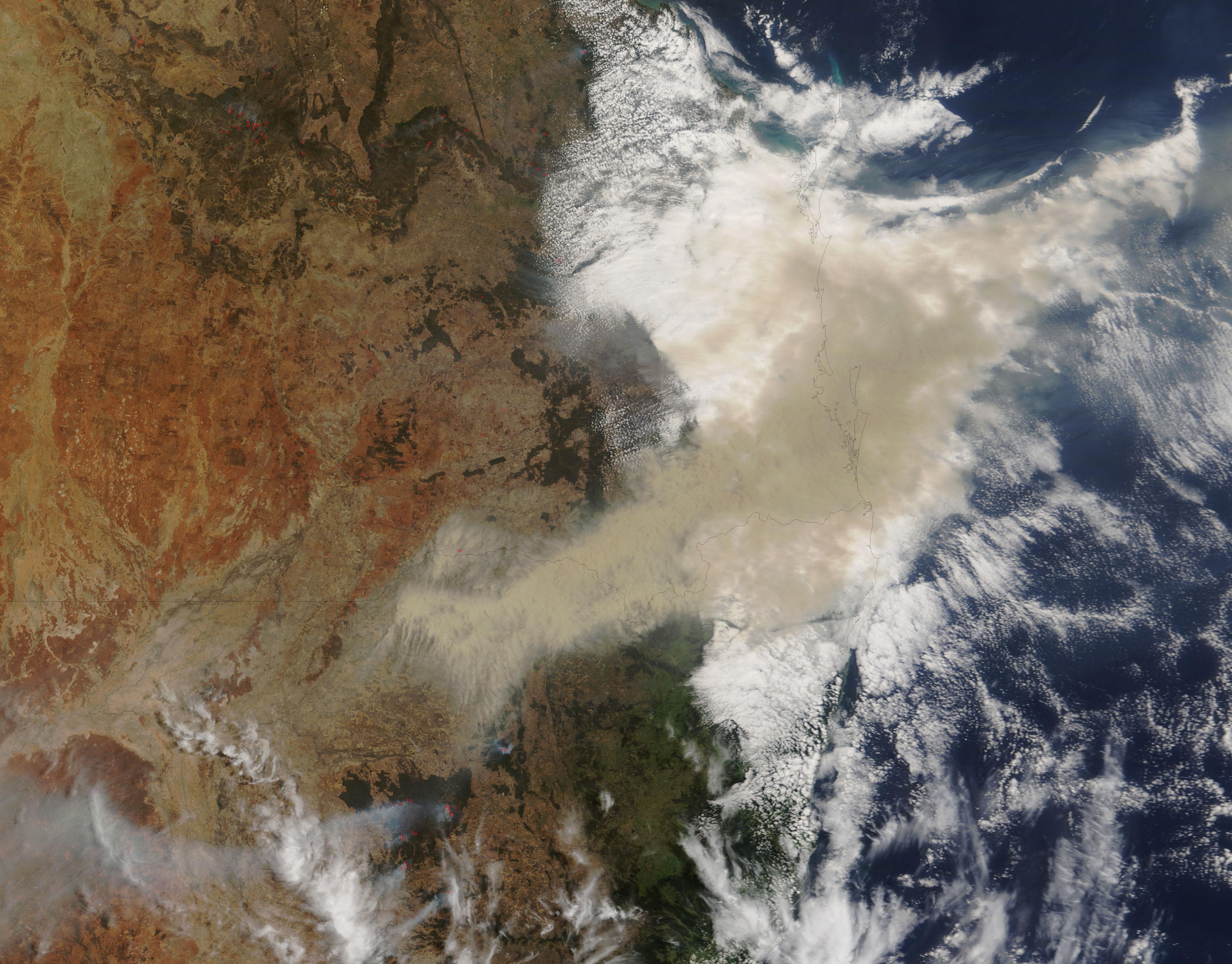 dust storms nasa - photo #36