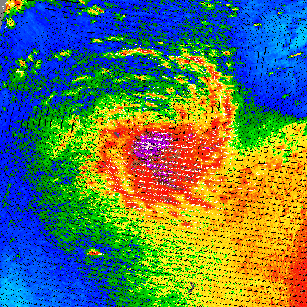 Tropical Cyclone Bondo - related image preview