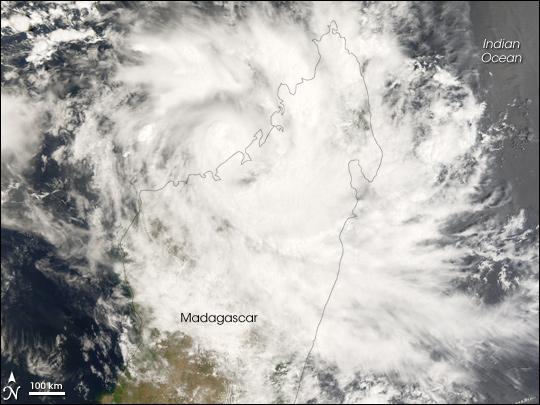 Tropical Cyclone Bondo