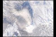 Sheveluch (Shiveluch) Volcano