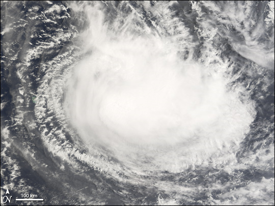 Tropical Cyclone Dora