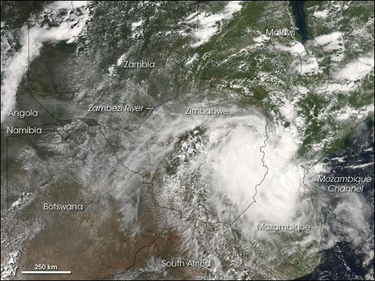 Tropical Cyclone Favio