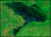 Flooding in the Zambezi Valley