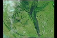 Flooding in the Zambezi Valley