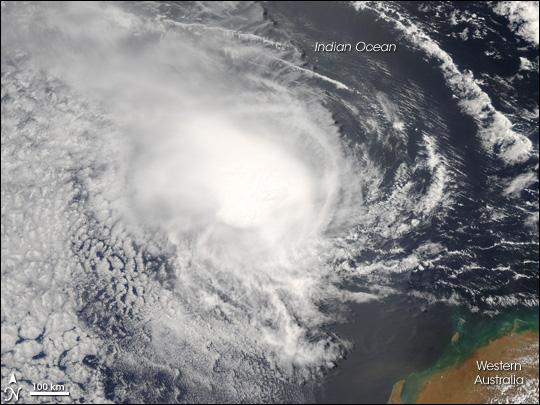 Cyclone Jacob