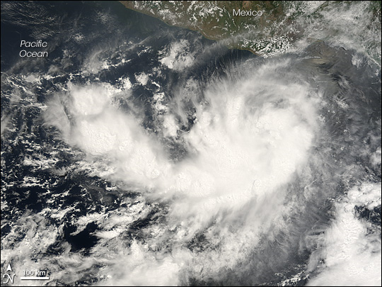 Tropical Storm Barbara