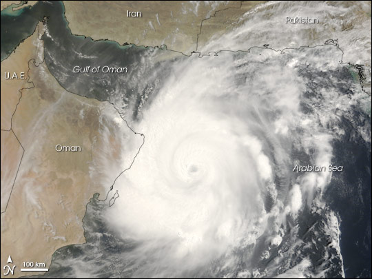 Tropical Cyclone Gonu