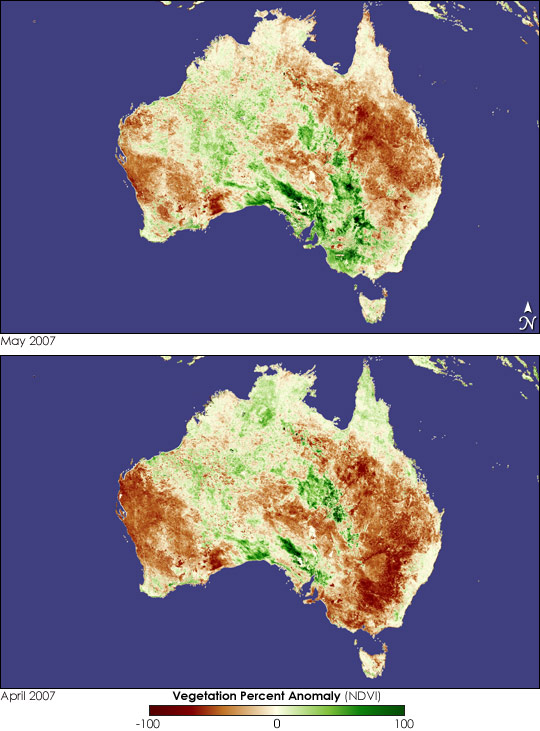 Drought in Australia - related image preview