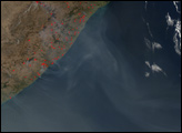 Southern Africa Fires