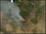 Fires in U.S. Southwest