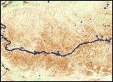 Drought in Romania